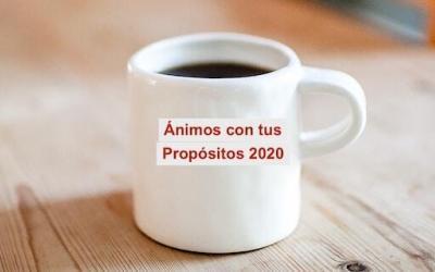 ¿Cómo van tus propósitos 2020?