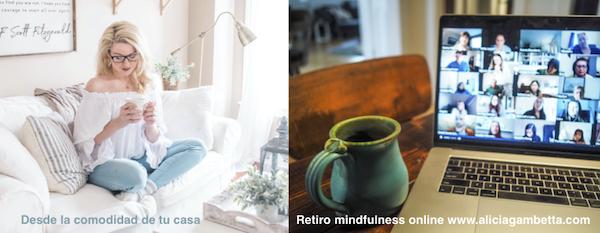 Retiro mindfulness online